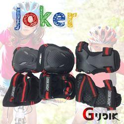 תמונה של מגני ילדים 3 חלקים Joker Raider