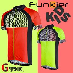 תמונה של חולצת רכיבה ילדים Funkier J792