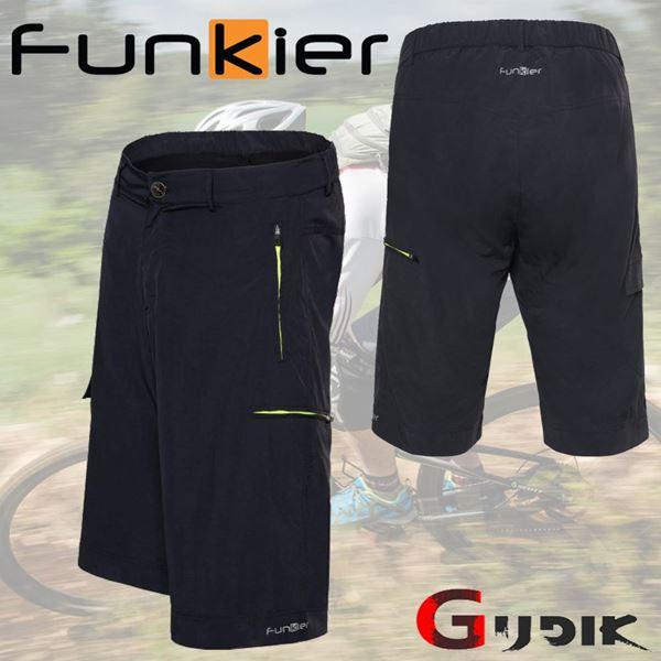 מרענן אופני G. מכנס רכיבה באגיס Funkier Policoro B3220 FY-45