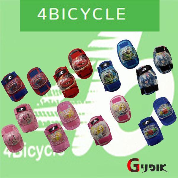 תמונה של מגני ילדים דיסני 2 חלקים 4Bicycle