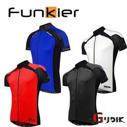 תמונה של חולצת רכיבה גברים Funkier Firenze J730
