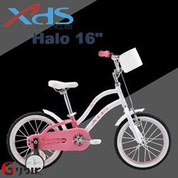 """תמונה של אופני אלומיניום לבנות """"XDS Halo 16"""