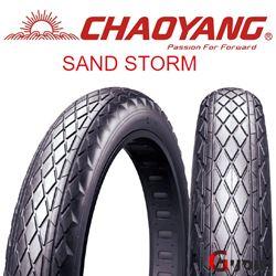 """תמונה של צמיג בלון חלק לכביש """"20 Chaoyang Sand Storm"""