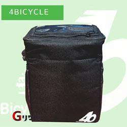 תמונה של תיק קדמי לאופניים חשמליים/ רגילים 4Bicycle
