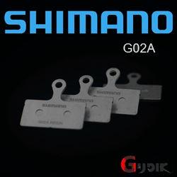 תמונה של רפידות מקוריות של Shimano Deore XTR XT SLX G02A