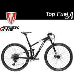 תמונה של אופני Trek Top Fuel 8 2019