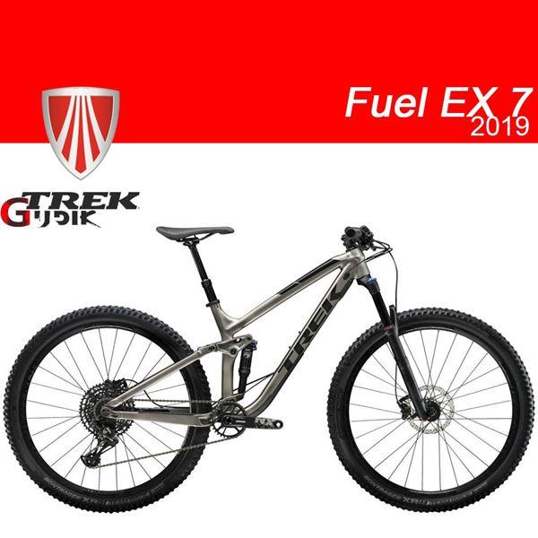 תמונה של אופני Trek Fuel EX 7 2019