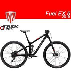 תמונה של אופני Trek Fuel EX 5 2019