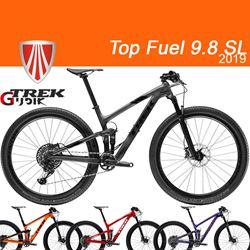 תמונה של אופני Trek Top Fuel 9.8 SL 2019