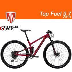 תמונה של אופני Trek Top Fuel 9.7 2019