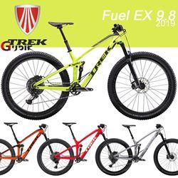 תמונה של אופני Trek Fuel EX 9.8 2019