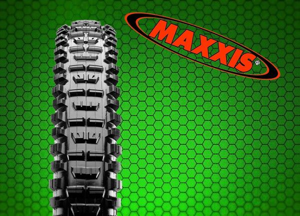 "תמונה של צמיג ""Maxxis Minion DHR 2 Tubeless Ready 27.5"