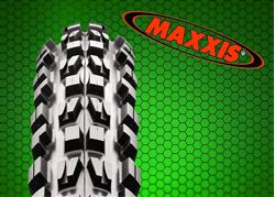 "תמונה של צמיג ""Maxxis Minion DHF Tubeless Ready 27.5"