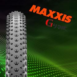 "תמונה של צמיג ""Maxxis Ikon Plus Tubeless Ready 27.5"