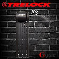 תמונה של מנעול מפרקים/מתקפל לאופניים Trelock F3