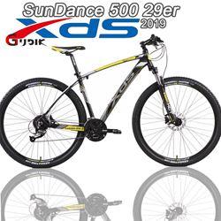 """תמונה של אופני הרים """"XDS SunDance 500 29"""