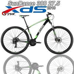 """תמונה של אופני הרים """"XDS SunDance 300 27.5"""