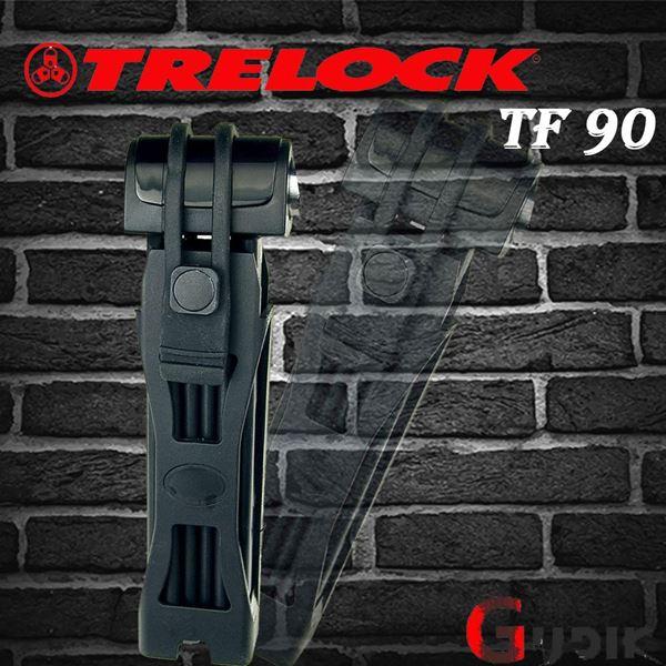 תמונה של מנעול מפרקים/מתקפל לאופניים Trelock TF90