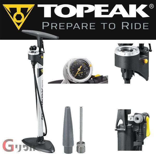 תמונה של משאבת רצפה טופיק Topeak JoeBlow Sprint