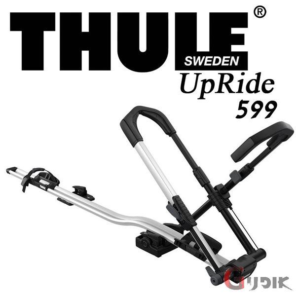 תמונה של מנשא אופניים לגג  Thule UpRide 599