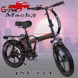 תמונה של אופניים חשמליות Stark Mach 3