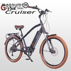 תמונה של אופניים חשמליות Magnum Cruizer 48V
