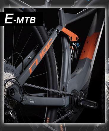 תמונה עבור הקטגוריה אופני Cube חשמליים