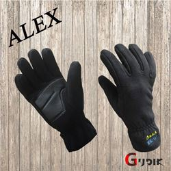 תמונה של כפפות רכיבה חורף Alex