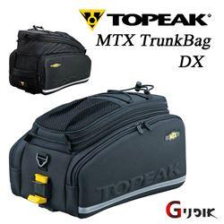 תמונה של תיק לסבל Topeak TrunkBag DX