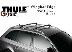 תמונה של גגון אלומיניום לקשתות Thule WingBar Edge 958xB