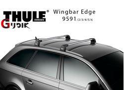 תמונה של גגון אלומיניום למסילות Thule WingBar Edge 959x