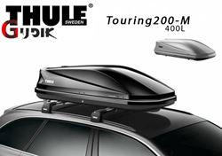 תמונה של תא חפצים לגג Thule touring200 400L