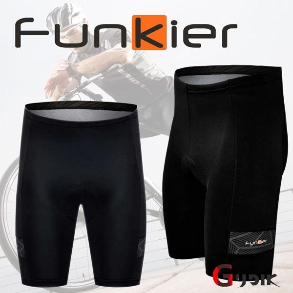 תמונה של מכנס רכיבה גברים Funkier S277 B1
