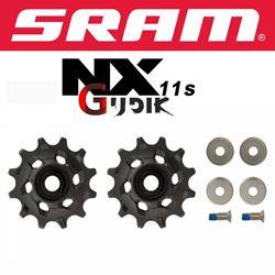 תמונה של סט פולי מקורי למעביר אחורי 11/12 SRAM NX/SX