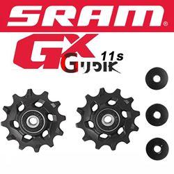 תמונה של סט פולי מקורי למעביר אחורי 11 SRAM X0/X1/GX
