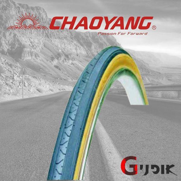 תמונה של צמיג לאופני כביש (¼Chaoyang Road ( 27X1