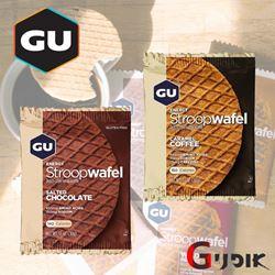 תמונה של וופל חטיף אנרגיה GU StroopWafel