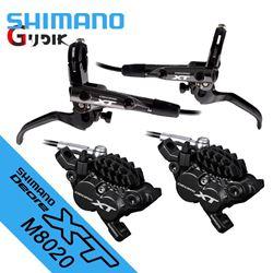 תמונה של סט בלמים/מעצורים Shimano XT M8020