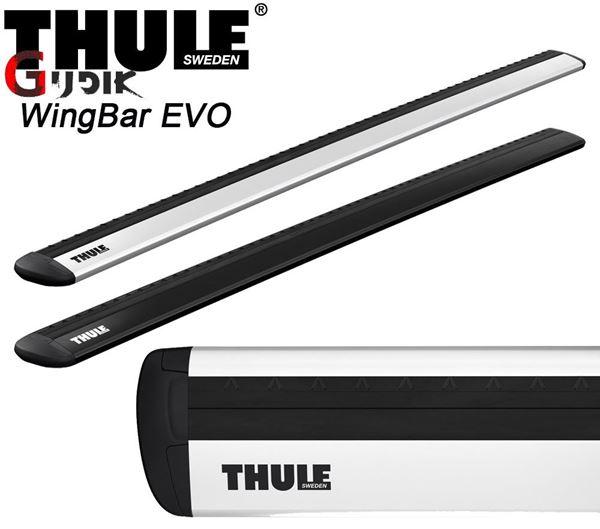 תמונה של מוטות רוחב THULE WingBar EVO החדשים