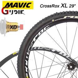 """תמונה של גלגלי """"29 Mavic Crossroc XL"""