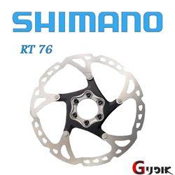 תמונה של רוטור דיסק (Shimano XT (RT76