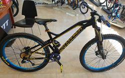 """תמונה של אופני """"29 Mondraker Crafty-משומשים"""