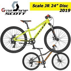 """תמונה של אופני הרים Scott Scale 24"""" Disc"""