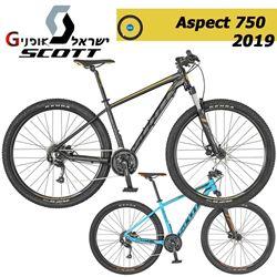 תמונה של אופני Scott Aspect 750