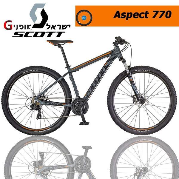 תמונה של אופני Scott Aspect 770