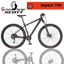 תמונה של אופני Scott Aspect 740