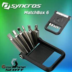 תמונה של אולר כלים Syncros MatchBox 6
