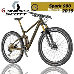 תמונה של אופני Scott Spark 900 Ultimate