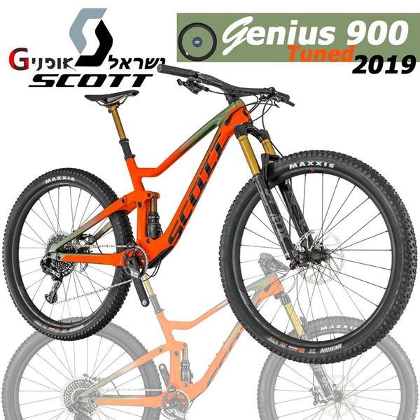 תמונה של אופני Scott Genius 900 Tuned