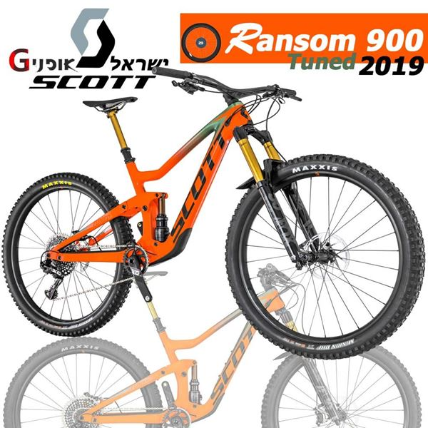 תמונה של אופני Scott Ransom 900 Tuned